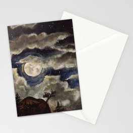Pacific NW Nights Stationery Cards