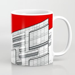 strathcona village attack Coffee Mug