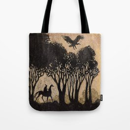 Silhouette Story Tote Bag