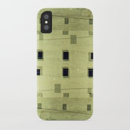 Landscapes c4 (35mm Double Exposure) iPhone Case