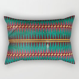 Geo Blanket Rectangular Pillow