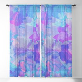 wonderland Sheer Curtain