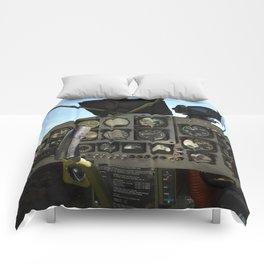 cockpit Comforters