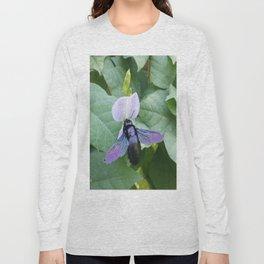 Between A Bee & A Flower Long Sleeve T-shirt