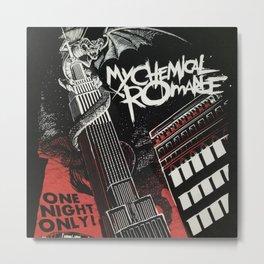 my chemical romance album 2020 atin1 Metal Print
