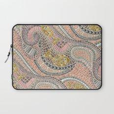 mosaic fish pastel Laptop Sleeve