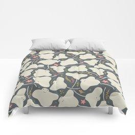 Stingray 003 Comforters