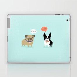 Dog Fart Laptop & iPad Skin