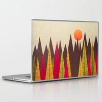 red riding hood Laptop & iPad Skins featuring Little Red Riding Hood by Annisa Tiara Utami