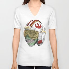 Zombie Alliance Unisex V-Neck