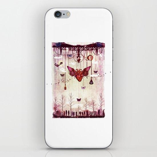 In the darkest hour iPhone & iPod Skin