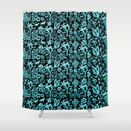 Joshua Tree by CREYES Shower Curtain