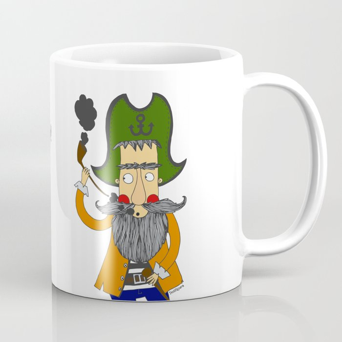 All Hands Ahoy!! Arrrrrr!! Coffee Mug