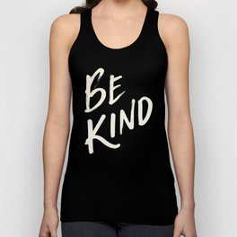 Be Kind Unisex Tank Top