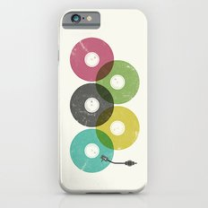 Olympic Records iPhone 6s Slim Case