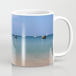 Nai Yang Beach Coffee Mug