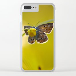 Lovely evening Clear iPhone Case