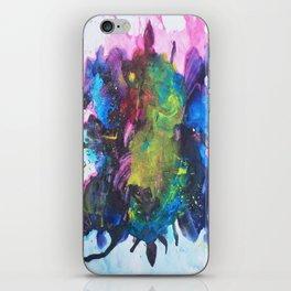 Watercolor Texture iPhone Skin