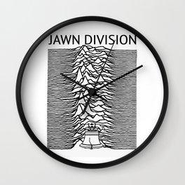 ∆ Jawn . Division ∆ Wall Clock