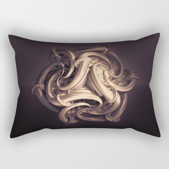 Six Realms of Existence Rectangular Pillow
