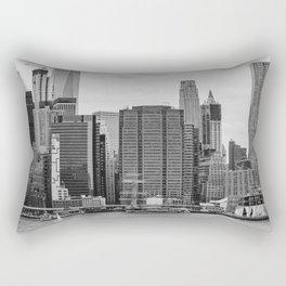 Summer on the Water Rectangular Pillow