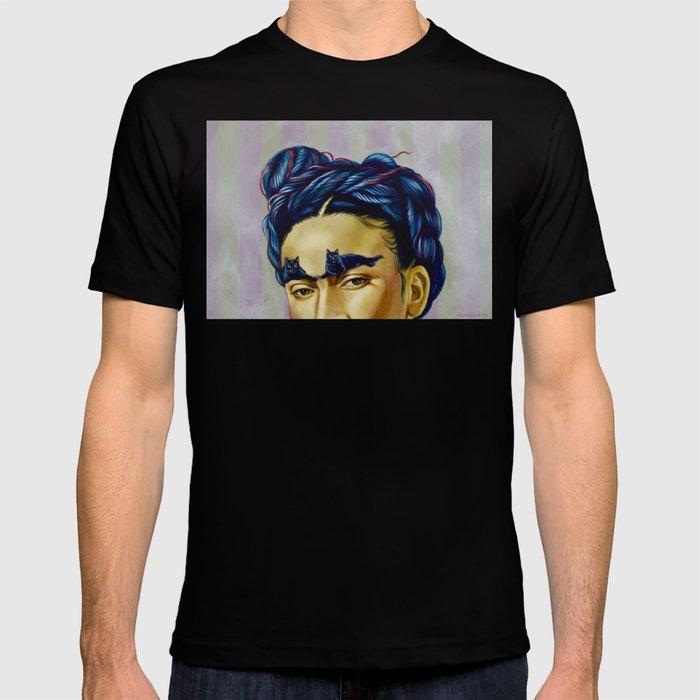 Frida Kat-lo T-shirt