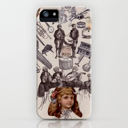 Head Band iPhone Case
