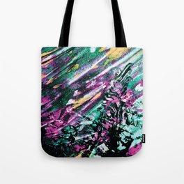 Galaxy Painting Tote Bag