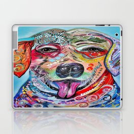 Laughing Labrador Laptop & iPad Skin