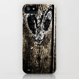 Floorboard alien wasp type thing iPhone Case