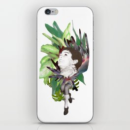 Consider it a divorce iPhone Skin