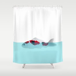 KOINOBORI Shower Curtain
