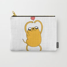 Adventuretime - Lovely Jake Carry-All Pouch
