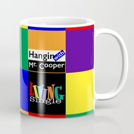 90s Nostalgia Coffee Mug