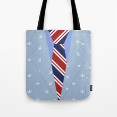 Mayor of Amity Jacket Tote Bag