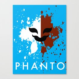 Phanto Canvas Print
