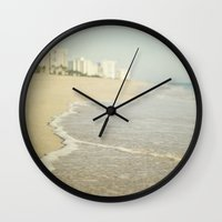 florida Wall Clocks featuring Florida by Pure Nature Photos