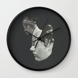 Fall Out  Wall Clock