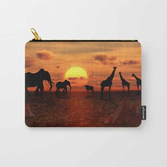 Savanne 2 Carry-All Pouch
