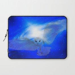 Space Owl Laptop Sleeve