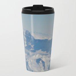 Antartic Mountain Range Travel Mug
