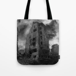 War Torn City V3 Tote Bag