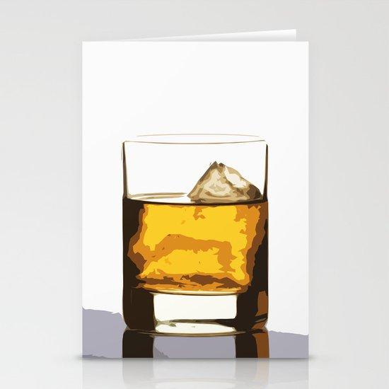 Old Scotch Whiskey Stationery Cards
