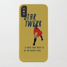 STAR TWERK Slim Case iPhone X