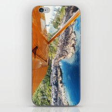 Flying Low iPhone & iPod Skin