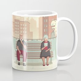 Day Trippers #5 - Rest Coffee Mug