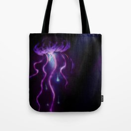 The Quiet Deep Tote Bag