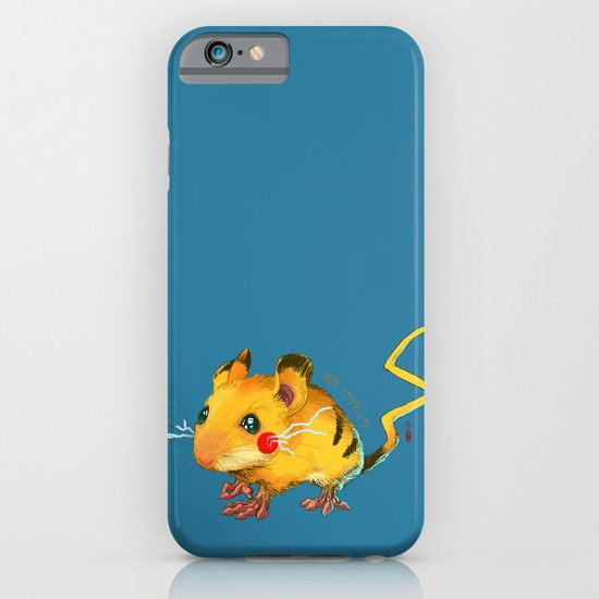 Electric Mouse iPhone & iPod Case