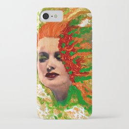 Intensity of Emotion iPhone Case