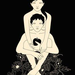 Art Print - Eve and Adam - Pedro Takahashi